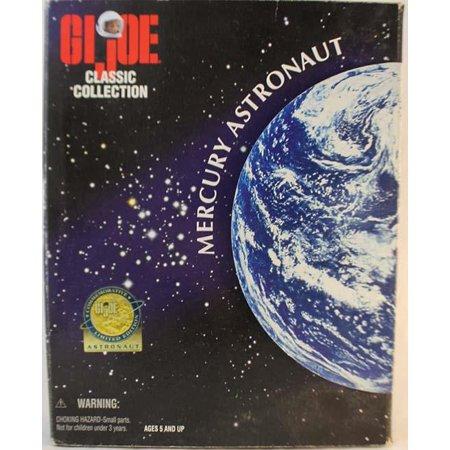 GI Joe Classic Collection - Mercury Astronaut Used Condition