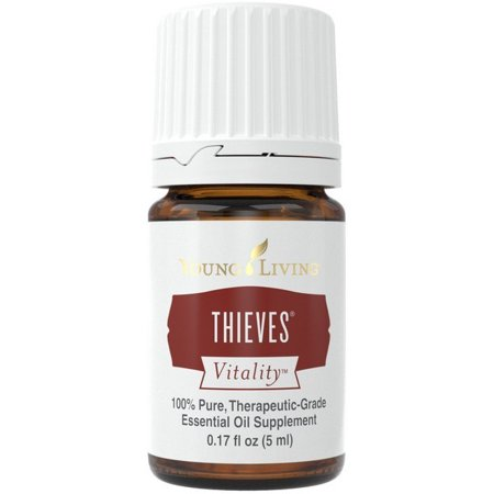 Young Living Thieves Vitality Essential Oil 5 ml