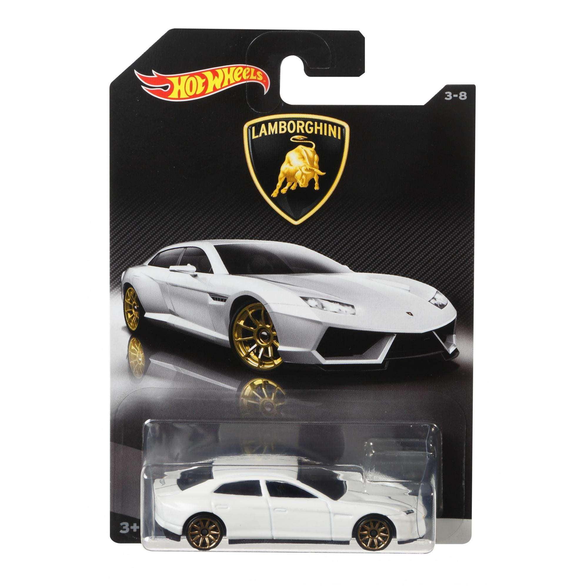 Hot Wheels 1:64 Lamborghini (styles May Vary)   Walmart.com