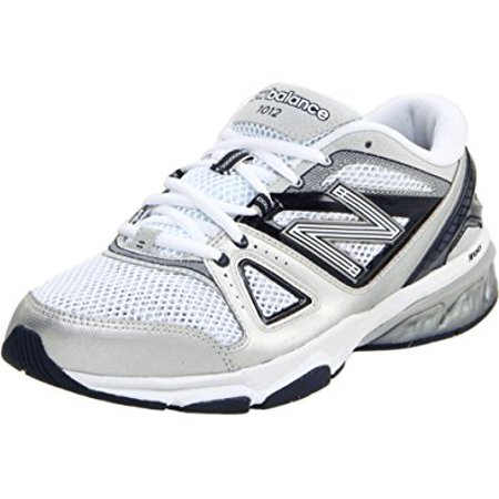 New Balance Men's MX1012 Cross Training Shoe, WhiteNavy, 11.5 2E US