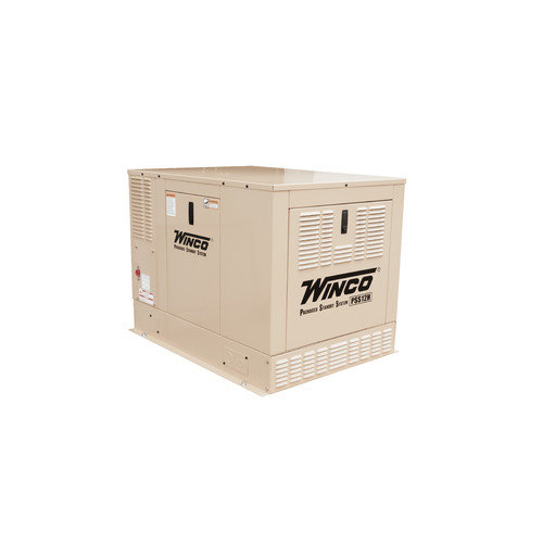Winco Power Systems 12 Kw Single Phase 120/240 V Natural Gas Propane Standby Generator