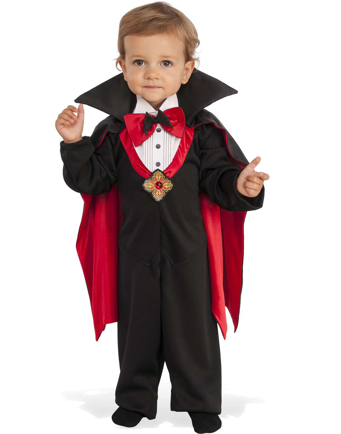 Dapper Count Dracula Infant Toddler Boys V&ire Halloween Costume  sc 1 st  Walmart & Vampire Costumes