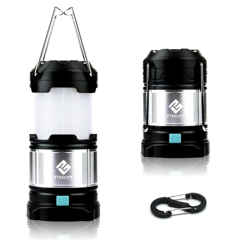 Etekcity Portable Outdoor Camping LED Lantern Flashlights CL20