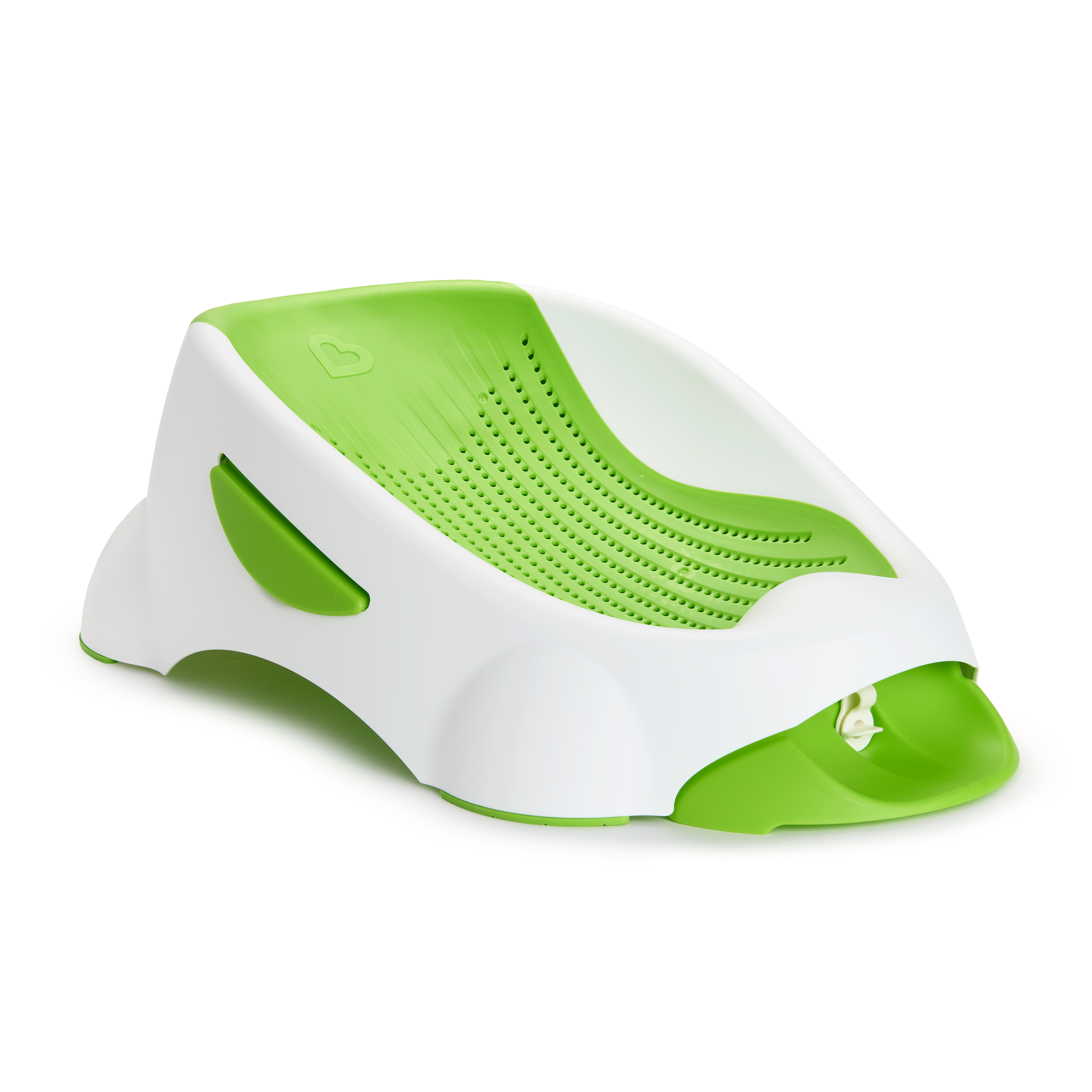 Munchkin Clean Cradle Infant Bath Tub, Green