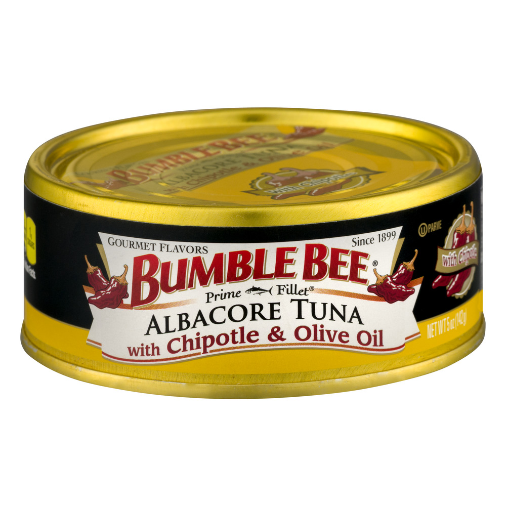 Bumble Bee Albacore Tuna with Chipotle & Olive Oil, 5.0 OZ by Bumble Bee Foods, LLC