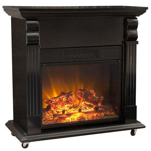 Estate Designs Monroe Electric Fireplace