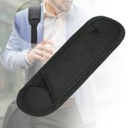 OTVIAP Durable Bag Strap Pad Padded Shoulder Replacement Black for Camera Backpack Guitar,Bag Strap Pad, Shoulder Strap Pad