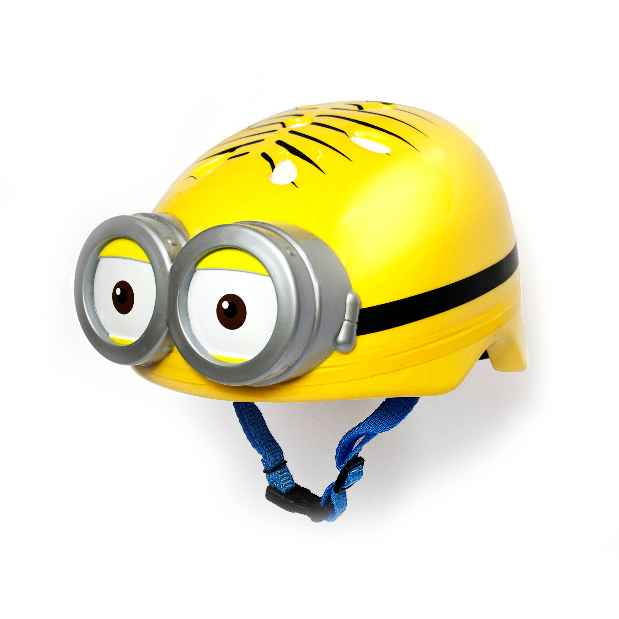 Despicable Me Minion Two Eye Multi-Sport Helmet, Youth