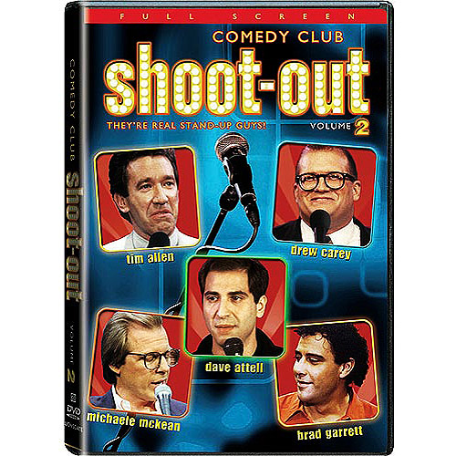 Comedy Club Shoot-out, Vol. 2 (Full Frame)
