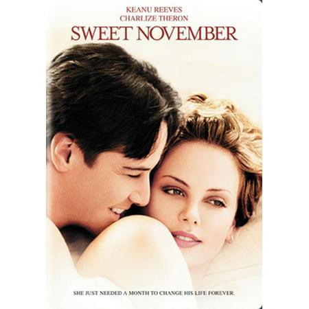 Sweet November (DVD) - Halloween Chicago November 1