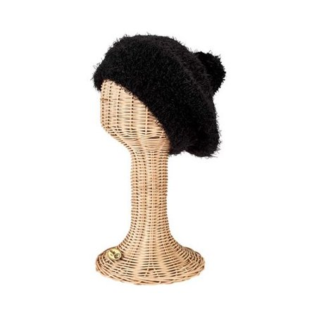 e1bb8227b04cb San Diego Hat Company - Women s San Diego Hat Company Eyelash Knit Beret  with Pom KNH3520 - Walmart.com