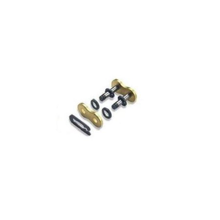 EK Chain 101-420-SPJ Clip Connecting Link for 420 Sport Non O-Ring Chain - Natural