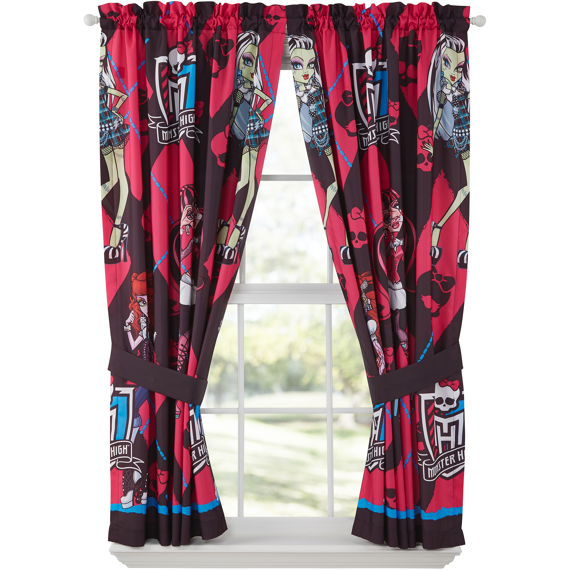 Monster High Drapes, Set of 2