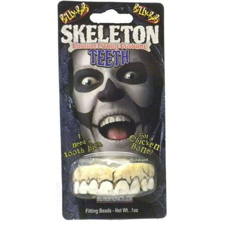 Billy Bob Skeleton Teeth (Teeth Skeleton)