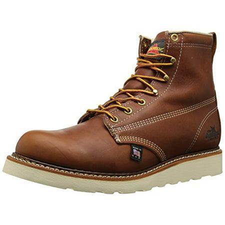 ec63467d2f4 Thorogood Men's American Heritage Six-Inch Plain-Toe Boot