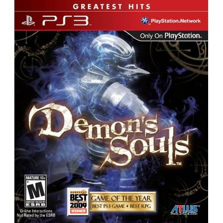 Demon's Souls, SEGA/Atlus Playstation 3,