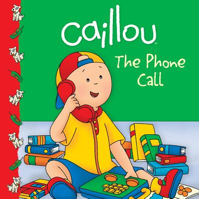 Caillou: The Phone Call