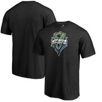 Seattle Sounders FC Fanatics Branded League Trend T-Shirt - Black
