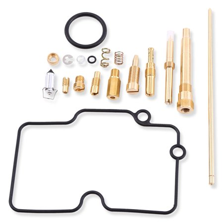 HERCHR Carburetor Repair Kit, Professional Motorcycle Carburetor Rebuild Kit Repair Set For Yamaha YFZ450 2004-2009, Carburetor Rebuild ()