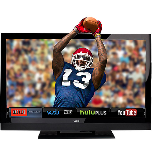 "VIZIO 32"" Class 3D LCD HDTV 1080p with VIZIO Internet Apps 1080p 60Hz, E3D320VX"