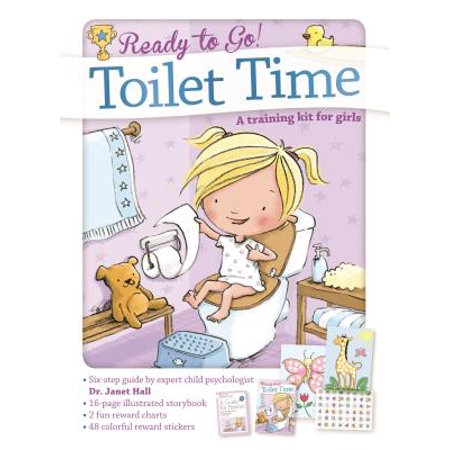 Toilet Time: A Training Kit for Girls (Ready To Grow Magic Mushroom Kits Usa)