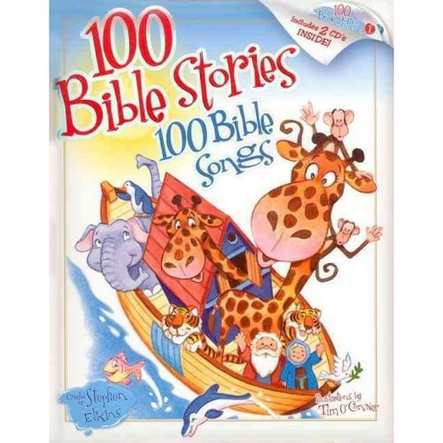 100 Bible Stories, 100 Bible Songs