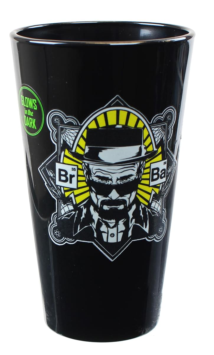 """Breaking Bad """"Empire Business"""" 16oz Pint Glass by Just Funky"""