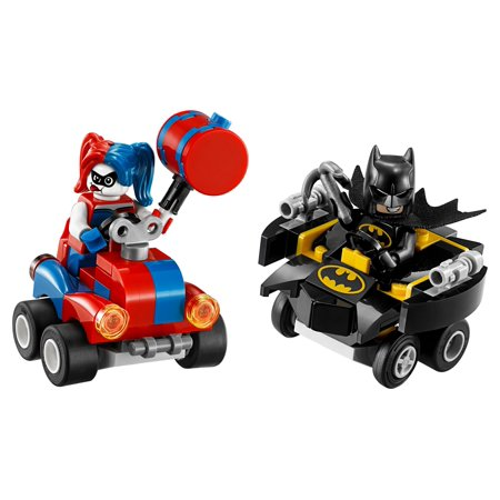 LEGO Super Heroes DC Comics Mighty Micros: Batman™ vs. Harley Quinn™ 76092