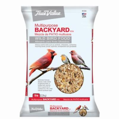 5PK True Value 10 LB Wild Bird Food Barrier Proof Bag by TV129285