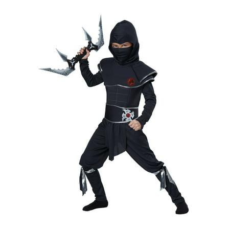 Boys Ninja Warrior Costume - Ninja Warrior Costume