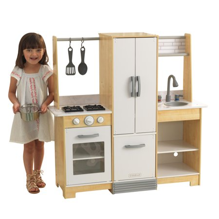 Walmart: KidKraft Modern-Day Play Kitchen with EZ Kraft Assembly Only $59.99