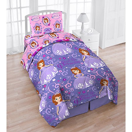 sofia the first 4 piece twin bedding set
