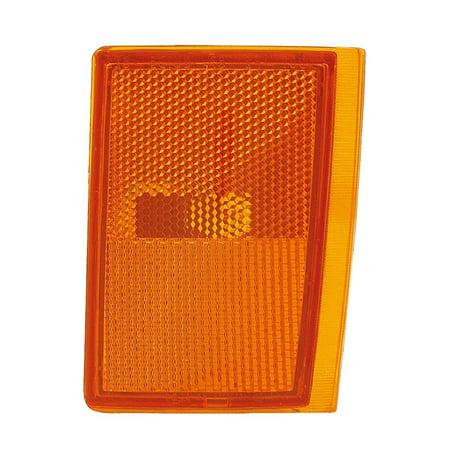 - NEW LEFT LOWER SIDE MARKER LIGHT FITS GMC CHEVROLET K1500 K2500 SUBURBAN 5975195 GM2550105
