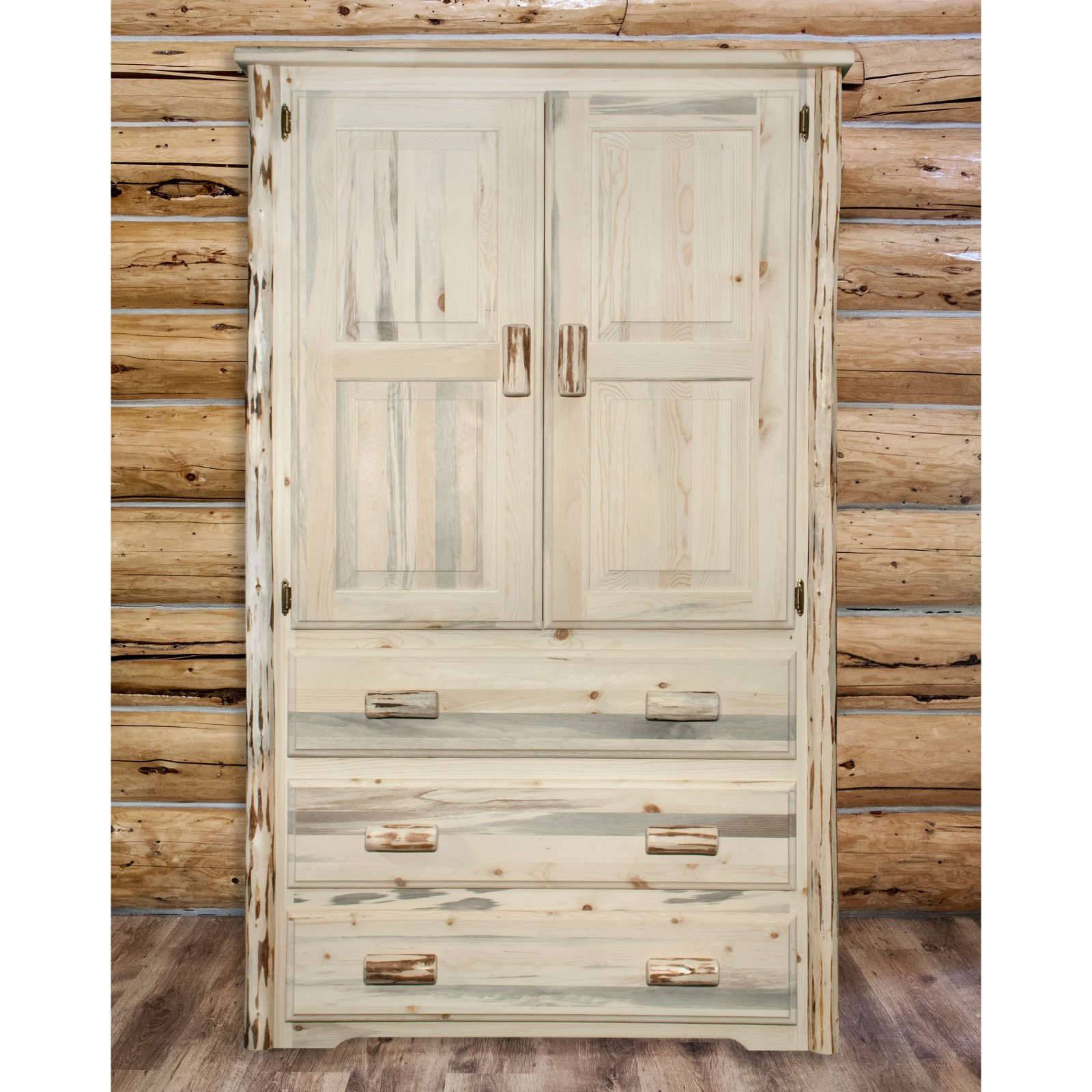 Montana Woodworks Montana Armoire by Montana Woodworks??