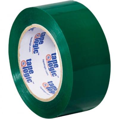 Green Carton Sealing Tape SHPT90222G6PK