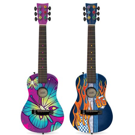 First Act Discovery Designer Acoustic Guitar Assortment