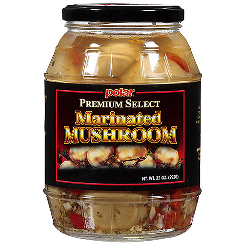 Polar Premium Select Marinated Mushrooms, 35 oz