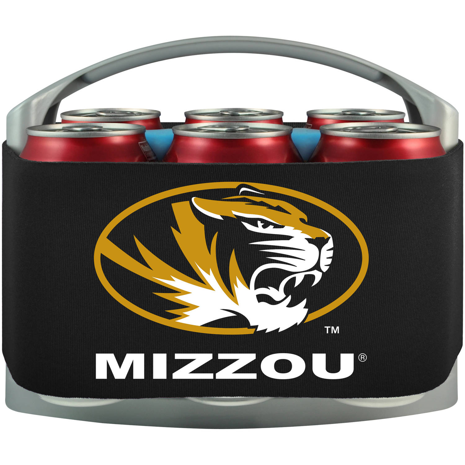 NCAA Missouri Tigers Cool 6 Cooler