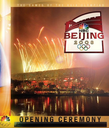 2008 Olympics: Opening Ceremony by TEN MAYFLOWER