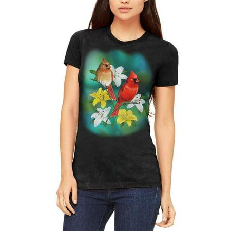 Spring Cardinals Juniors Soft T Shirt