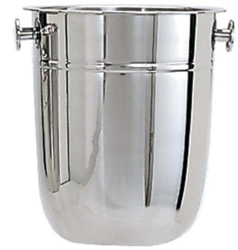 Winco Wine Bucket Mirror, 8 qt. | 1 Each