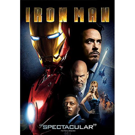 Iron Man (DVD) - How Many Halloween Michael Myers Movies