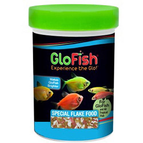 Glofish Flakes, 1.6 oz
