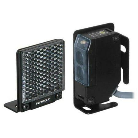 Seco-Larm Enforcer Reflective Beam Sensor with Square Reflector, 35 Ft. - image 1 de 1