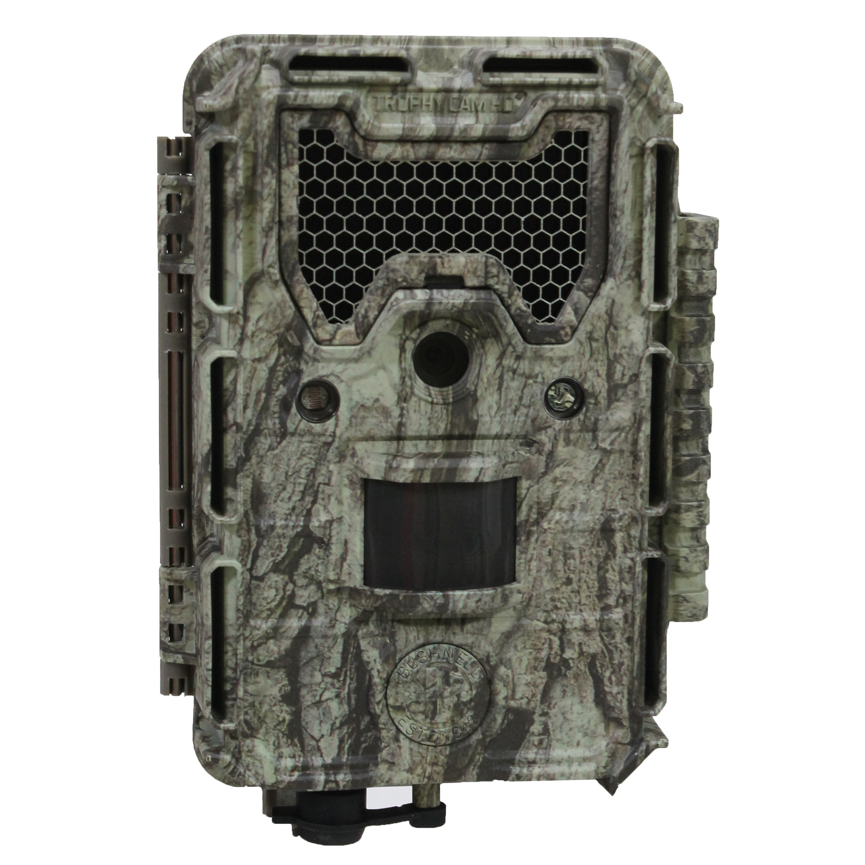 Bushnell Trophy Cam Aggressor HD Low Glow Game Camera - 24 Megapixel, Camo