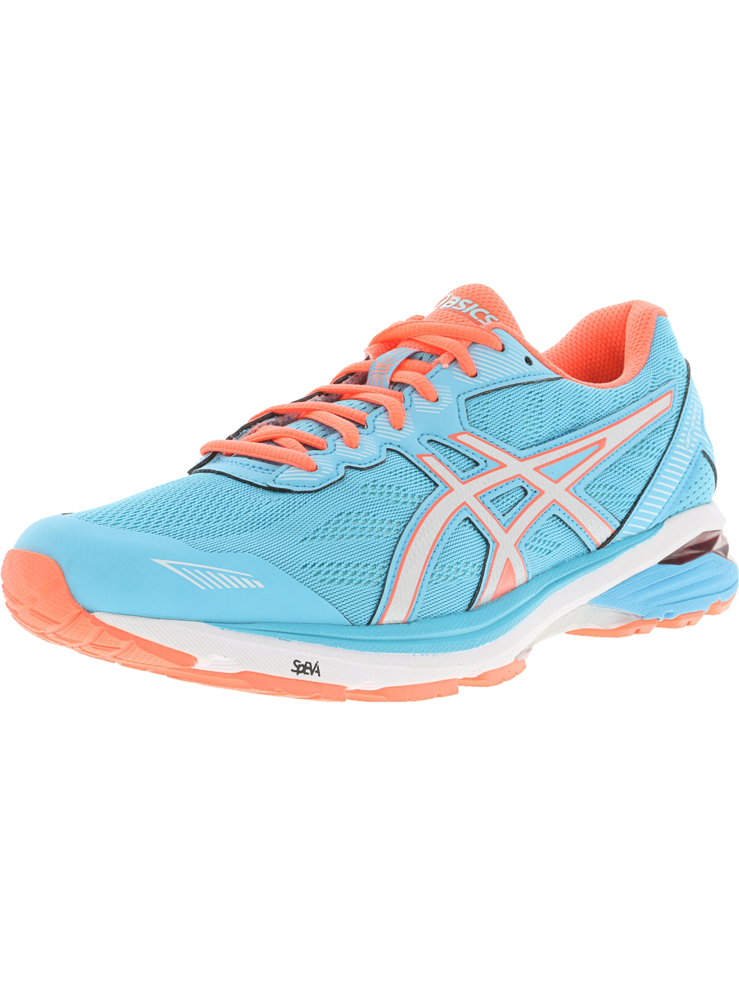 Asics Women's Gt-1000 5 Mint/Orchid/Cockatoo Ankle-High Running Shoe - 5.5W