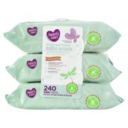 Parent's Choice Baby Wipes, Fresh Woodland, 240 Count
