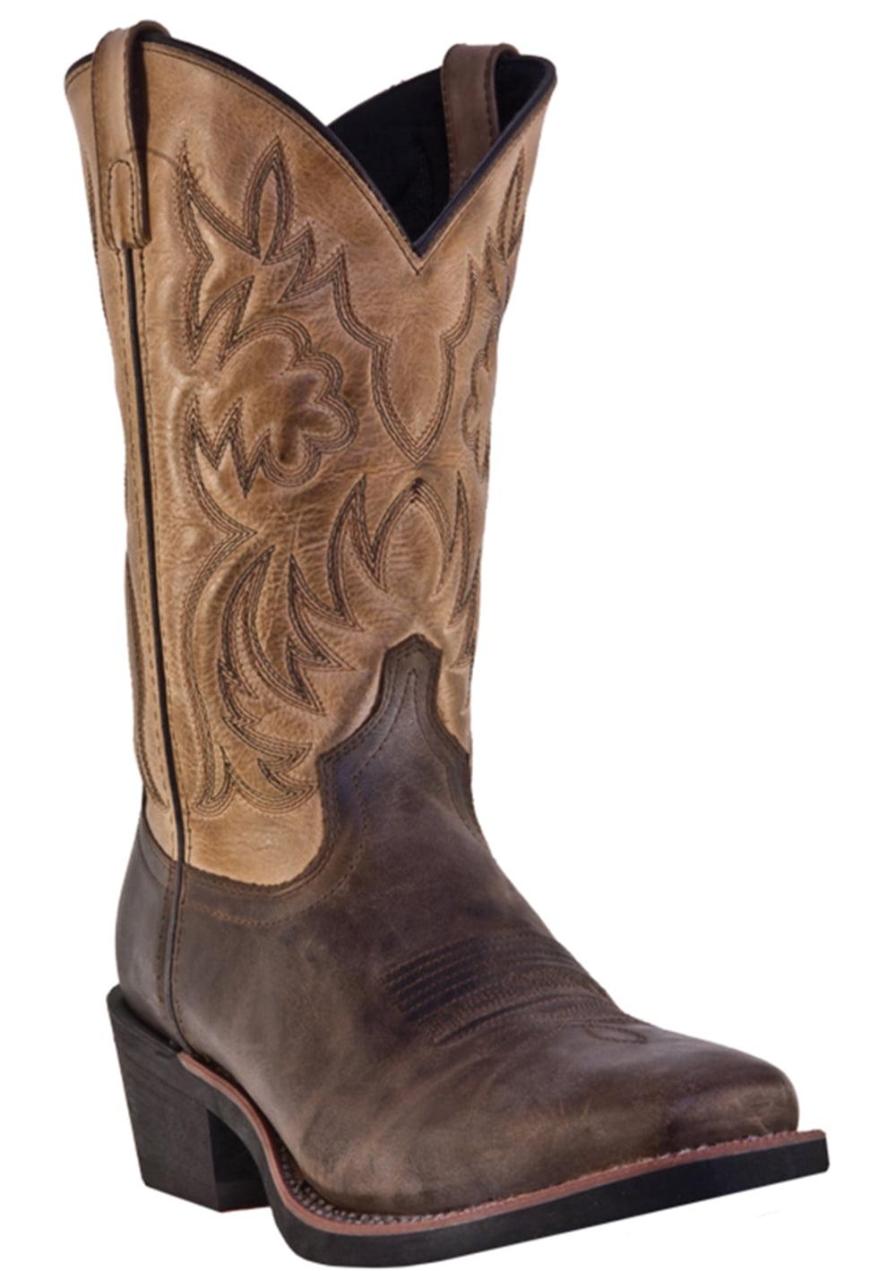 "Laredo Men's BREAKOUT 12"" Brown Fashion Boots 13 EW by Laredo"