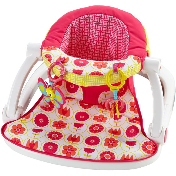 Fisher Price Sit Me Up Floor Seat Walmart Com Walmart Com