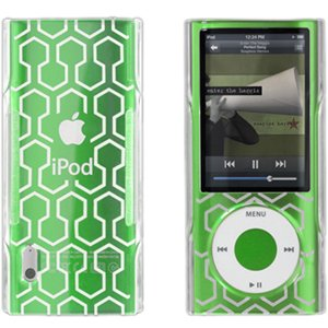XtremeMac Microshield Tatu for iPod Nano 5G - Hex